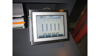 RLC-TS Remote Lane Touch Screen Controller