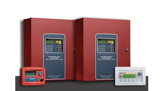 MS-9200UDLS and MS-9600UDLS Addressable Fire Alarm Panels