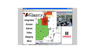 Velocity Security Management System