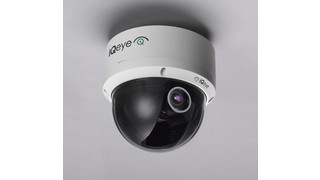 IQeye Alliance Series vandal dome