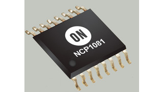 NCP1080 and NCP1081 integrated Power over Ethernet Powered Devices