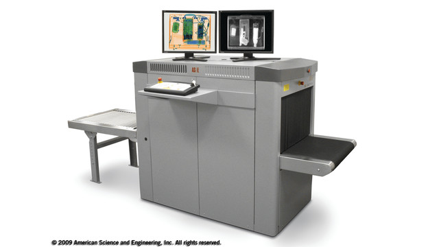 Gemini Parcel Inspection Systems