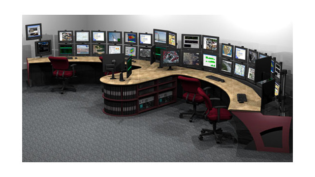 Central Station Alarm Monitoring · Sight Line Series Console