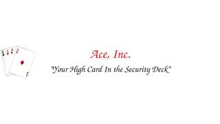 Ace Inc.