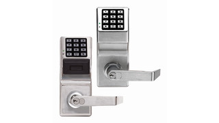 DL6100 and prox version PDL6100 Trilogy Wireless Networking locks