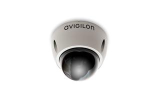 Auto-iris day/night HD dome camera