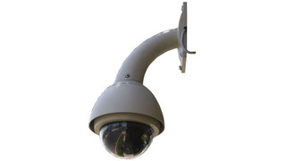 6154 Outdoor and 6144 Indoor PTZ Speed Dome Cameras