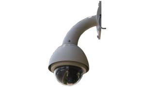6154 Outdoor and 6144 Indoor PTZ Speed Dome Cameras