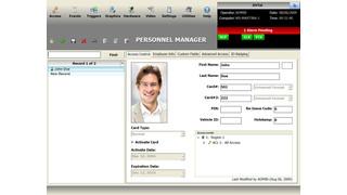 Longitude v6 IP Access Control System