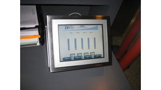 RLC-TS Remote Lane Touch Screen Controller