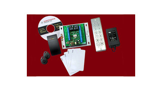 Standalone Door/Gate Control with Audit Trail