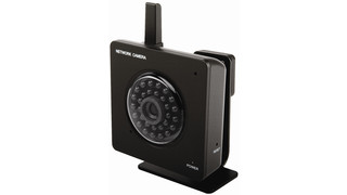 Wireless Night Vision IP Camera