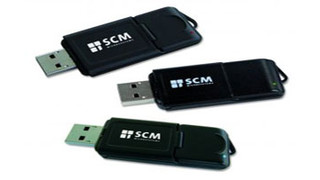 SCM Microsystems, LEGIC partner to create contactless USB tokens