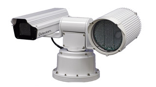 NiteTrac Intelligent Infrared Light and PTZ Camera System