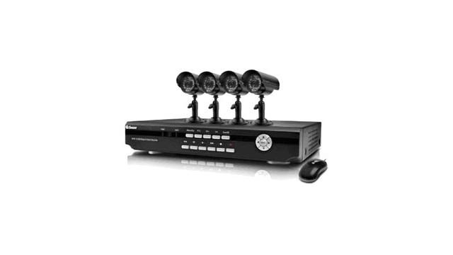 DVR4-2500 Security Recorder Kit