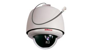 V1770 IP PTZ dome camera