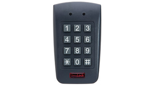 7300 Series standalone digital keypads
