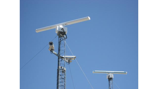HARRIER Airspace and Marine Surveillance Radar Systems