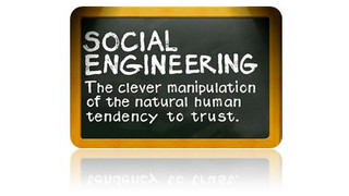 Social engineering in a socially networked world