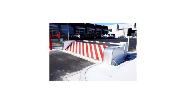 DSC1400 traffic control barrier