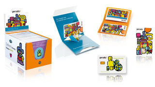 Bio-Sourced Degradable Smart Cards