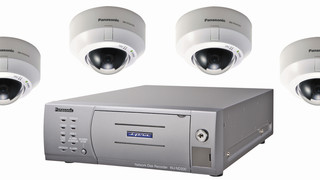 WJ-ND200 NVR and BB-HCM705A camera package