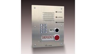 Native VoIP 500 Series Emergency Phones