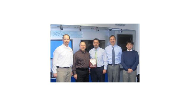 Vector Security named video integrator of the year
