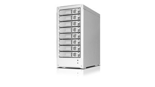 EnhanceBOX E400 MS and E800 MS desktop storage series