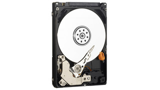 2.5-inch SATA hard drives