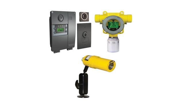 E3 Point sensors, Sensepoint XCD detector, FD Series flame detector