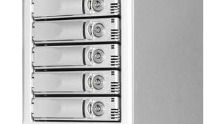 EnhanceBOX E400 MS and E800 MS desktop storage series