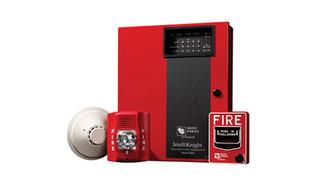 IntelliKnight 5600 fire alarm control panel