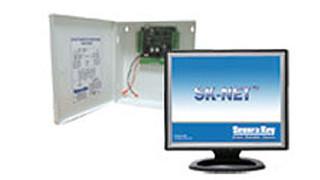 SK-NET-MLD Version 4.0 access control software