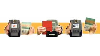EasyRead Handheld Biometric Reader