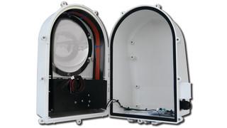 D2 Ring of Fire De-Icing MVP Camera Enclosure