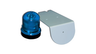 Strobe Light Kit: Includes Strobe Light, Raised Rear Accessory Bracket and Cabling