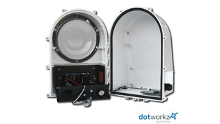 D2 Heater Blower Camera Enclosure MVP