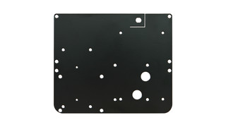 D2/D3 Internal Accessory Component Mounting Plate