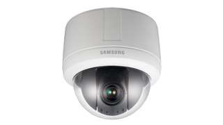 SCP-2120 High Speed PTZ Mini Dome Camera