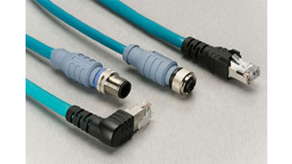 Ethernet cables with flexlife jackets