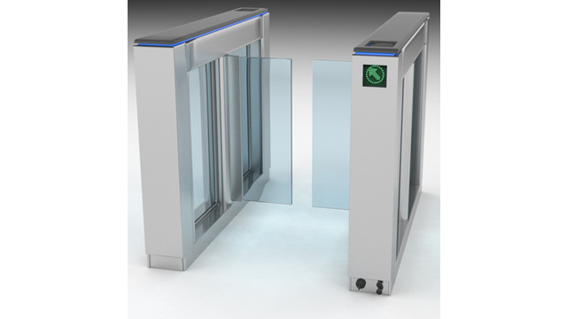 SUPERVISOR 5000 Optical Turnstile