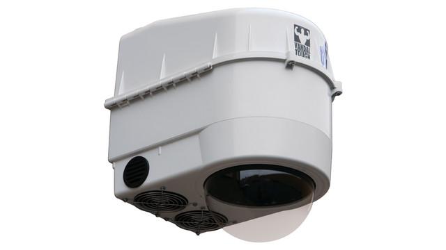 D3 XERO (500GB) Twin COOLDOME™  Camera Enclosure & XERO Edge Recorder