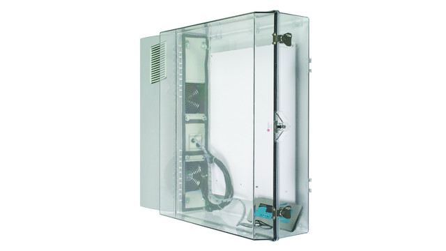STI-7550AH Protective Cabinet