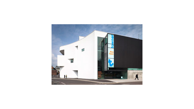 Towner Gallery installs voice alarm system