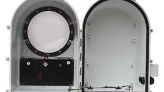 D3 Heater Blower MVP Camera Enclosure