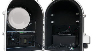 D3 Tornado Dual Blower MVP Camera Enclosure