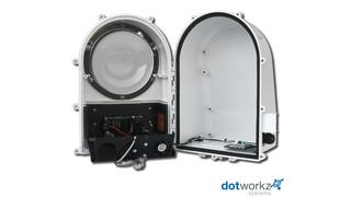 D2 Heater Blower Camera Enclosure MVP