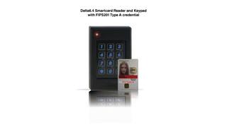 Delta Contactless Smartcard Readers