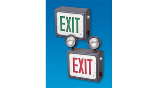650/660 Series LED exit signs